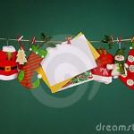 Christmas--White Envelopes